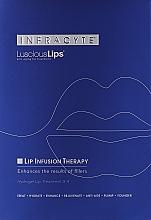 Kup Hydrożelowa maska do ust - Infracyte Luscious Lips Anti-Aging Lip Treatment