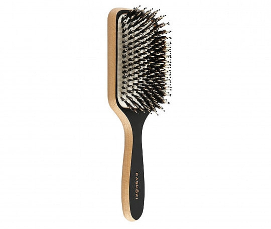 Szczotka do włosów - Kashoki Hair Brush Touch Of Nature Paddle — фото N1