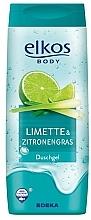 Kup Żel pod prysznic Limonka i trawa cytrynowa - Elkos Lime & Lemongrass Shower Gel