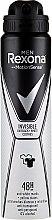 Kup Antyperspirant w sprayu Invisible Black+White Clothes - Rexona Deodorant Spray