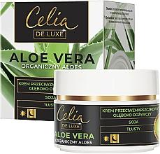 Kup Przeciwzmarszczkowy krem głęboko odżywczy - Celia De Luxe Aloe Vera Greasy Anti-Wrinkle Nourishing Deeply Cream