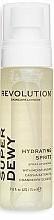 Kup Nawilżający spray do twarzy - Revolution Skincare Superdewy Moisturizing Spray