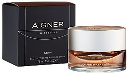 Kup Aigner In Leather Man - Woda toaletowa