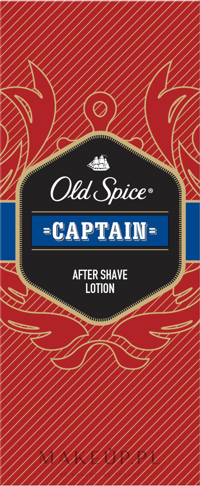 procter & gamble old spice captain