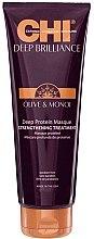 Kup Głęboko proteinowa maska wzmacniająca do włosów - CHI Deep Brilliance Optimum Protein Masque