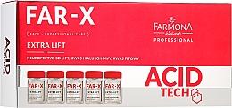 Kup Podciągające serum do twarzy do profesjonalnego użytku - Farmona Professional Acid Tech Far-X Extra Lift Proffesional Care
