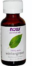 Kup Olejek eteryczny z golterii - Now Foods Essential Oils 100% Pure Wintergreen
