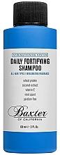 Kup Wzmacniający szampon do włosów dla mężczyzn - Baxter of California Daily Fortifying Shampoo