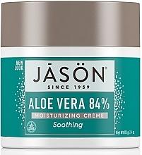 Kup Krem do twarzy z aloesem - Jason Natural Cosmetics Soothing Aloe Vera Moisturizing Cream