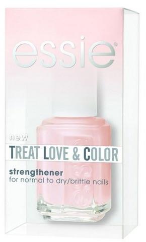 Delikatny preparat wzmacniający paznokcie - Essie Treat Love & Color Strengthener — фото N3