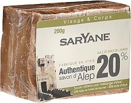 Kup Mydło - Saryane Authentique Savon DAlep 20%