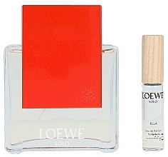 Kup Loewe Solo Loewe Ella - Zestaw (edp/100ml + edp/7.5ml)