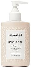 Kup Żelowe mydło do mycia rąk - Estelle & Thild Vanilla Tangerine Hand Lotion