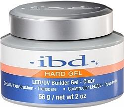 Kup Przezroczysty żel budujący do paznokci - IBD LED/UV Builder Clear Gel