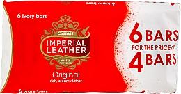Kup Zestaw mydeł - Imperial Leather Soap Original (6 x soap 100 g)