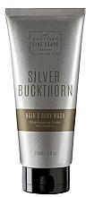 Kup Szampon i żel pod prysznic 2 w 1 dla mężczyzn - Scottish Fine Soaps Silver Buckthorn Hair & Body Wash
