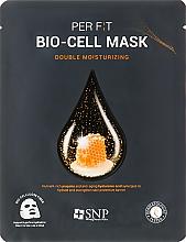 Kup Nawilżająca maseczka w płachcie do twarzy - SNP Double Moisturizing Bio-Cell Mask