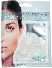 Kup Odmładzająco-rozświetlający zabieg kolagenowy z diamentami i drobinkami srebra - Beauty Face