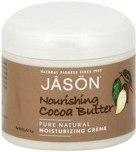Kup Nawilżający krem odżywczy Masło kakaowe - Jason Natural Cosmetics Pure Natural Nourishing Cocoa Butter