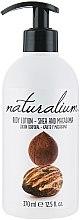 Kup Odżywczy balsam do ciała Masło shea i makadamia - Naturalium Skin Nourishing Body Lotion
