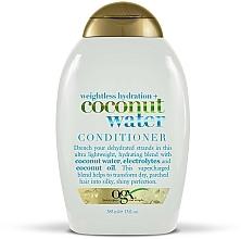Kup Nawilżająca odżywka do włosów z wodą kokosową - OGX Coconut Water Weightless Hydration Conditioner