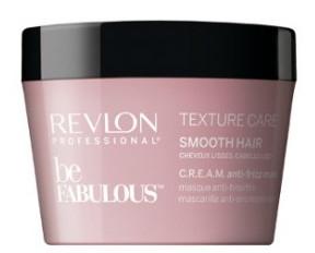Wygładzająca maska do włosów - Revlon Professional Be Fabulous Texture Care C.R.E.A.M. Anti-Frizz Mask