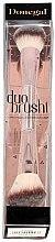 Kup Podwójny pędzel do makijażu, 4204 - Donegal Duo Brushi