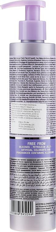 Odżywka do codziennego użytku - Dikson Keiras Daily Use Conditioner — фото N2