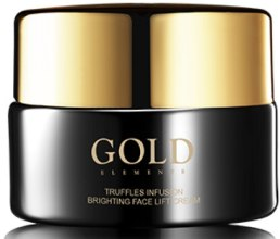Kup Liftingujący krem z ekstraktem z czarnej trufli - Premier Gold Elements Truffles Infusion Brightening Face Lift Cream (próbka)