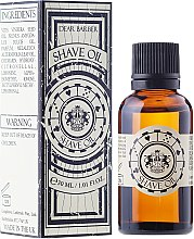 Kup Olejek do golenia - Dear Barber Shave Oil