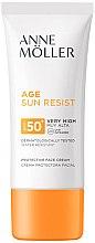 Kup Krem przeciwsłoneczny SPF 50+ - Anne Moller Age Sun Resist Protective Face Cream