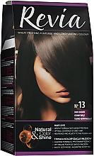 Kup PRZECENA! Trwała farba do włosów - Revia Verona Products Professional*