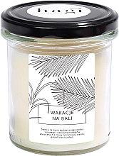 Kup Sojowa świeca zapachowa Wakacje na Bali - Hagi Piąty żywioł