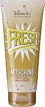 Kup Moschino Gold Fresh Couture - Perfumowany balsam do ciała