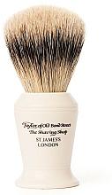 Kup Pędzel do golenia, S376 - Taylor of Old Bond Street Shaving Brush Super Badger size L