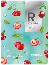 Kup Odświeżająca maska w płachcie z wiśnią - Frudia My Orchard Squeeze Mask Cherry