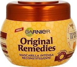 Kup Intensywnie odżywcza maska z miodem do włosów - Garnier Original Remedies Intense Nutrition Mask