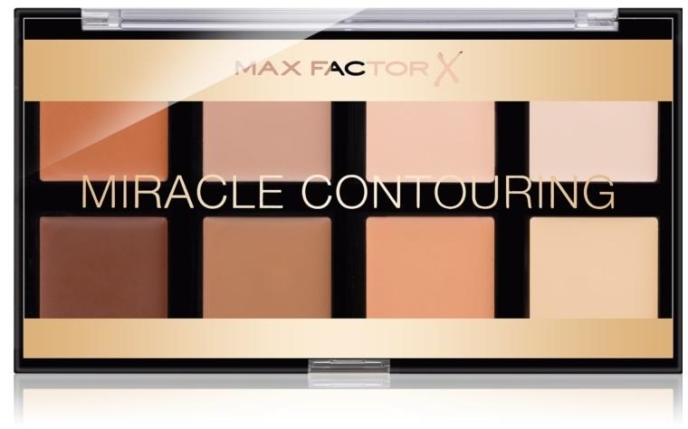 Paletka do konturowania twarzy - Max Factor Miracle Contouring Palette — фото N1