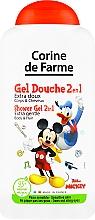 Kup Szampon-żel pod prysznic dla dzieci Mickey Mouse - Corine De Farme Mickey