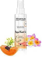 Kup Perfumowana mgiełka do ciała Papaja i kwiat lei - Allvernum Nature's Essences Body Mist