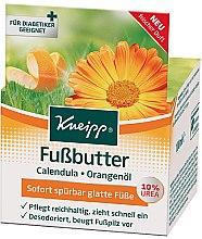 Kup Olejek do stóp - Kneipp Foot Repair Butter Calendula & Orange