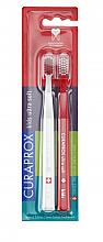 Kup Zestaw szczoteczek do zębów, bardzo miękkie - Curaprox Kids Swiss School Toothbrush
