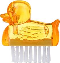 Kup Szczoteczka do paznokci, 3467, żółta - Deni Carte Duck's Brush