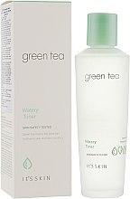 Kup Regulujący tonik do twarzy - It's Skin Green Tea Watery Toner