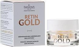Kup Dermokapsułki ujędrniające 100% retinol - Farmona Professional Retin Gold