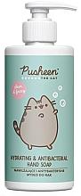 Kup Nawilżające i antybakteryjne mydło w płynie do rąk - Pusheen Hydrating & Antibacterial Hand Soap