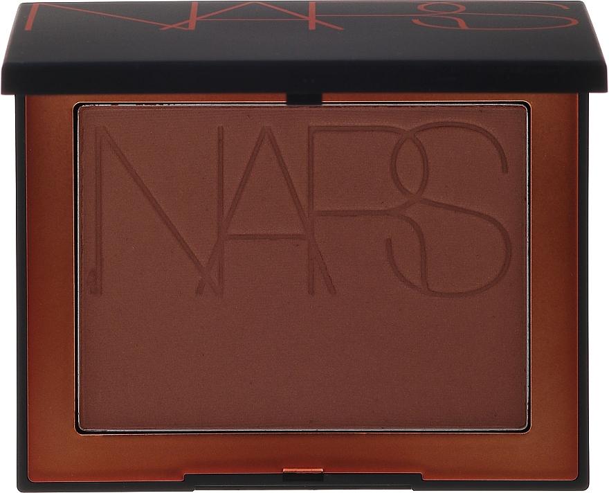 Bronzer do twarzy - Nars Bronzing Powder — фото N3