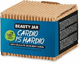 Kup Antycellulitowy peeling do ciała - Beauty Jar Cardio Is Hardio Anti-Cellulite Solid Body Scrub