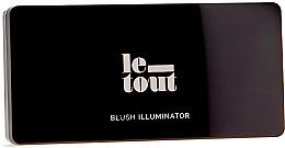 Kup Paletka do makijażu - Le Tout Blush Illuminator