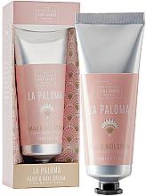 Kup PRZECENA! Krem do rąk i paznokci - Scottish Fine Soaps La Paloma Hand & Nail Cream *